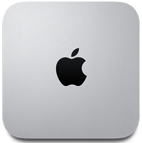 Savant Controller is the Apple Mac Mini